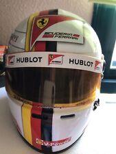Vettel Helmet 1:2 F1 Ferrari