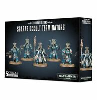 Thousand Sons Scarab Occult Terminators Chaos Warhammer 40K NIB Flipside