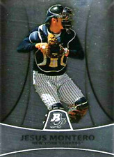 2010 Bowman Platinum Prospects #PP4 Jesus Montero New York Yankees
