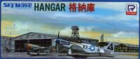 New Pit-Road Skywave SW-13 Hangar for Aircrafts 1/700 scale kit