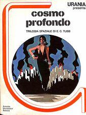 "[543] BIBLIOTECA DI URANIA ed. Mondadori 1978 n.  2 Tubb ""Cosmo profondo"""