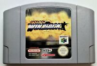 Operation WinBack Video Game for Nintendo N64 PAL TESTED