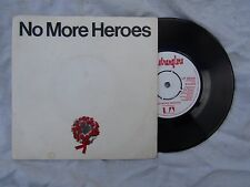 STRANGLERS NO MORE HEROES / IN THE SHADOWS ua up 36300 .....45rpm / punk