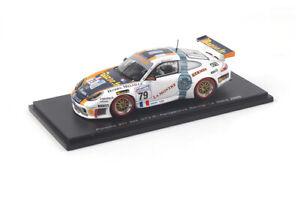 Porsche 911 (996) GT3 R 24h Le Mans 2000 Ricci/Ricci/Perrier Spark 1:43 S4759