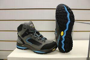 Grisport 13509 Grey / Black Suede / Nylon Waterproof Walking Boots UK 8 EU 42