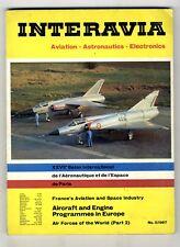 INTERAVIA - REVISTA Nº 5 - 1967  VINTAGE