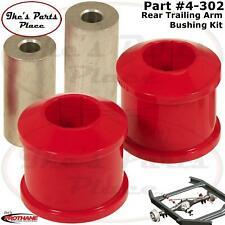Prothane 4-302 Rear Trailing Arm Bushing Kit-Pair 01-06 Chrysler PT Cruiser