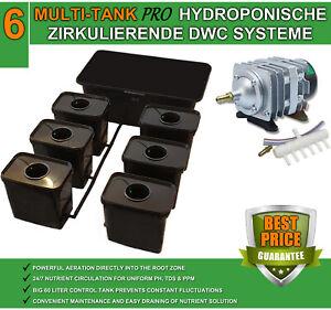 Hydroponisches Hydroponic System für LED Grow Light Pflanzen Licht Lampe Leuchte