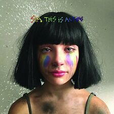This Is Acting by Sia Deluxe Edition Audio CD Music Album 19 Tracks