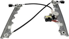 FITS 09-10 JEEP COMMANDER DRIVER FRONT POWER WINDOW REGULATOR MOTOR ASSEMBLY
