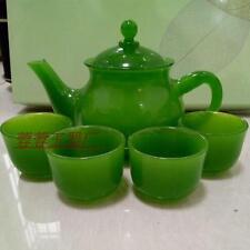 China Glass  cups of tea Kung Fu tea bowl A set Teapot