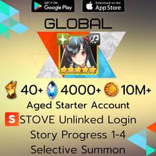 [Global] Ruele Of Light   Epic Seven Epic 7 Aged Moonlight Starter Account