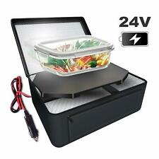 24V Portable Electric Thermal  Lunch Box Storage Bag Mini Oven for Truck Car