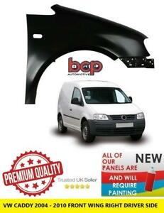 VW CADDY 2004 - 2010 FRONT WING DRIVER SIDE RIGHT INSURANCE APPROVED FENDER
