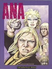 Ana 1 TPB Fantagraphics 1991 VF Francisco Gabriel Solano Lopez B&W