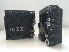 RED DIGITAL CINEMA DSMC2 V-LOCK I/O BASE Expander, Gemini, Raven, Helium, Dragon
