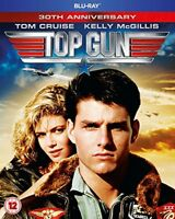 Top Gun - 30th Anniversary [Blu-ray] [1986] [Region Free] [DVD][Region 2]