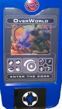 Chaotic TCG 2008 Overworld Collectible Holiday Tin & Scanner Deck