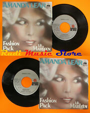 LP 45 7'' AMANDA LEAR Fashion pack Lili marleen 1979 italy ARIOLA 7128 cd mc*dvd