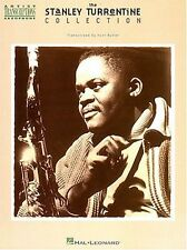Partition saxophone - The Stanley Turrentine Collection