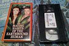 The Mating Habits of Earthbound Human (VHS) David Hyde Pierce, Carmen Electra