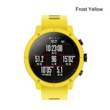 Moda Protector Case Cubierta Bumper para Amazfit Sports Smartwatch Stratos 2