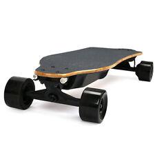 Electric Skateboard 40KMH 600W Hub Motor 4 Speed Mode Longboard Remote Control