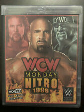 WCW Nitro 1998 World Championship Wrestling 6 Disc Blu ray Set