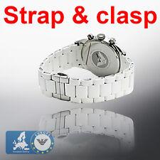 Emporio Armani AR5859 Watch Strap With Clasp