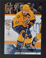 2016-17 Upper Deck #108 Mike Fisher - NM-MT