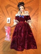 Barbie Hallmark Special Edition Sentimental Valentine Doll Freshly Deboxed Mint