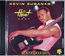 The Heat of Heat by Kevin Eubanks [US Import - GRP GRD-9552 - 1987] - NM/M