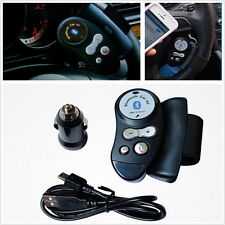 Science and technology adapter Car Steering Wheel Bluetooth Hands Free Receiver