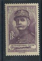 "France N° 455** (MNH) 1940 - "" Ferdinand Foch"" Maréchal"