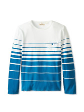 LEVI'S MADE AND CRAFTED Long Sleeve Jersey Top - 3 (L) - RRP £95 - LVC - BNWT