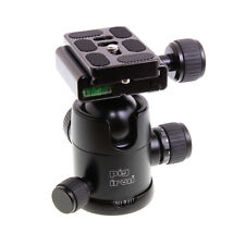 Pig Iron BH-1M Pro Tripod Ball Head with Quick Release. 6kg Load. 5yr Warranty.