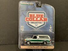 Greenlight Ford F150 Xlt Camper 1996 35140 1/64 Rare