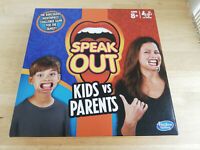 Speak Out Hasbro Board Game
