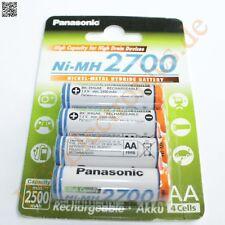 1 x BK-3HGAE 42BE AA 2700 Ni-MH Typ / size: AA / Mignon / HR3 Panasonic  1pcs