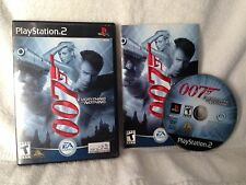 James Bond 007: Everything or Nothing (Sony PlayStation 2, 2004) Complete ExCon
