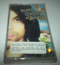 PRINCE - Graffiti Bridge - SEALED Cassette Tape