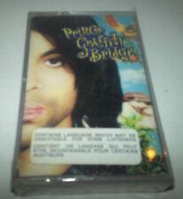 PRINCE - Graffiti Bridge - SEALED Cassette Tape