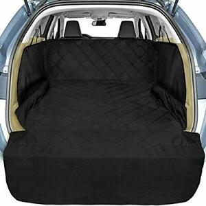 Veckle Cargo Liner SUV Cargo Cover for Dogs with Side Flaps Hammock Water Res...