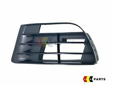 VW SCIROCCO 2008-2014 NEW GENUINE R BUMPER N/S LEFT LOWER GRILL 1K8854661
