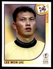 Panini World Cup Korea/Japan 2002 - Lee Won-Jae Korea No. 243