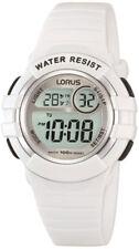NB Lorus Ladies Resin Strap Watch R2383HX9-LNP