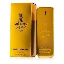 NEW Paco Rabanne One Million EDT Spray 3.4oz Mens Men's Perfume