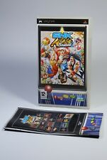 SNK ARCADE CLASSICS VOL. 1 Sony PSP Playstation Portable Spiel UMD OVP Anleitung