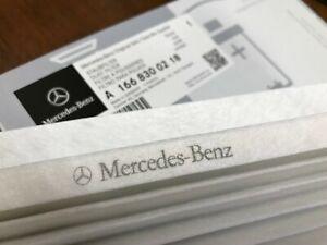 Genuine Mercedes Benz C E GL GLC GLE GLS ML-Class Cabin Dust Filter In Housing