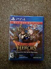 Dragon Quest Heroes: Yamiryuu to Sekaiju no Shiro (Sony PlayStation 4, 2015)...